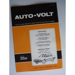 Auto Volt Nissan Sunny 1500GL (B11)