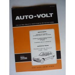 Auto Volt Peugeot 309 GR, SR, GT