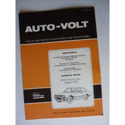 Auto Volt BMW 316, 318i (E30)