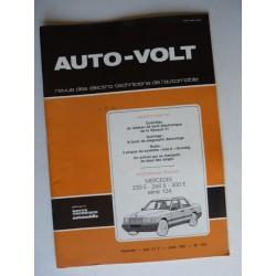 Auto Volt Mercedes 230E, 260E, 300E (w124)