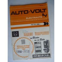 Auto Volt Fiat 132 2L