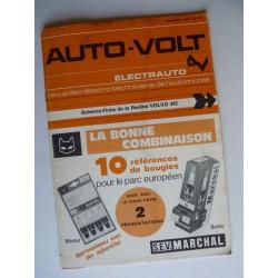 Auto Volt Volvo 343 L, DL, DLS