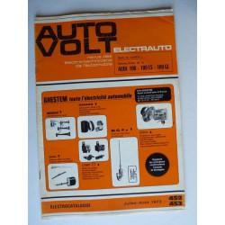 Auto Volt Audi 100, LS, GL (C1)