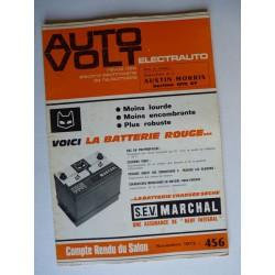 Auto Volt Austin et Morris 1275GT