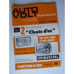 Auto Volt Renault 14 L, TL