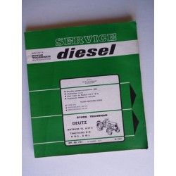 RTD Deutz D25-2, D30S, D40L