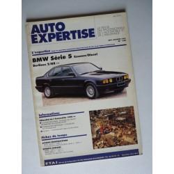 Auto Expertise BMW 520i, 525i, 530i, 535i, 524Td (E34)