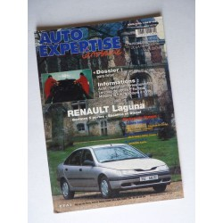 Auto Expertise Renault Laguna I, phase 1
