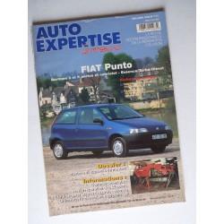Auto Expertise Fiat Punto I berline et cabriolet