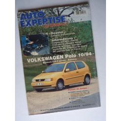 Auto Expertise Volkswagen Polo III