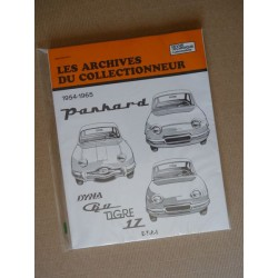 Les Archives Panhard Dyna, PL17, Tigre, 17