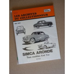 Les Archives Simca 9, Aronde, P60