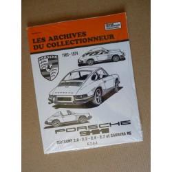 Les Archives Porsche 911 et Carrera RS