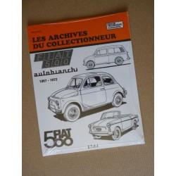 Les Archives Fiat 500
