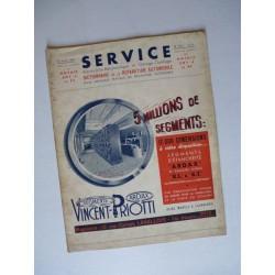 Service Mathis EMY 4 et PY