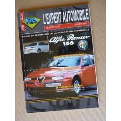L'EA Alfa Romeo 156