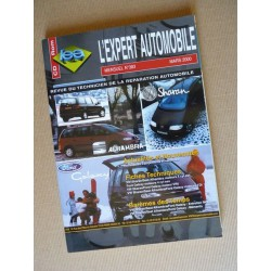 L'EA Ford Galaxy I, Seat Alhambra I, VW Sharan I