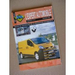 L'EA Renault Trafic II, phase 1