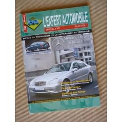 L'EA Mercedes Classe C (w203)