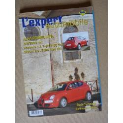 L'EA Alfa Romeo MiTo