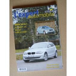 L'EA BMW Série 1, phase 2 (E81, E87) 118d et 120d
