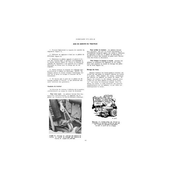 notice d 39 entretien mccormick international vineyard fv235d diesel. Black Bedroom Furniture Sets. Home Design Ideas