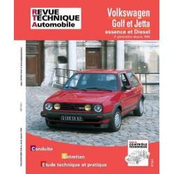 RTA Volkswagen Golf, Jetta mk2 1984-92