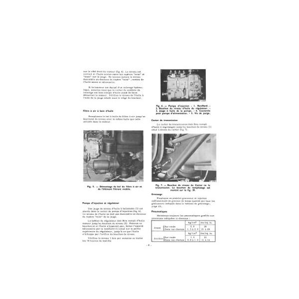 notice d 39 entretien mccormick international tracteur diesel d436