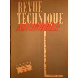 RTA Panhard moteur 4HL pour Delahaye, Panhard, Isobloc, Chausson
