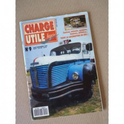 Charge Utile n°9, Peugeot 403 U8, Howie, Vendeuvre, Bernard, Galion, Berliet GD, Currus, Howie
