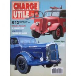 Charge Utile n°12, Citroën C6F et TAMH, Delahaye 103, Soméca 1952-55, Bernard, Saurer, Lehaitre, Cars Verts