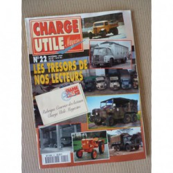 Charge Utile n°22, Laffly S V, Berliet T100, Luc Court, Bonoron, Chandon, DUKW, Tabare, Willème C8, Verney LP
