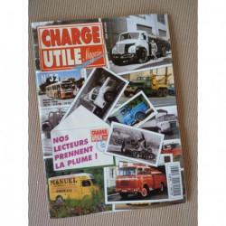 Charge Utile n°32, Willème, Ivéco, Saviem SC10, STCRT, RATP 1960-69, Pacaud et Bretault
