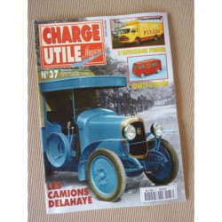 Charge Utile n°37, Delahaye 83, Hotchkiss PL 25 PL50, Gangloff, Bondy, Chauvin, Ets Forestier