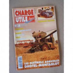 Charge Utile n°38, Delahaye 89 95, Dhotel-Montarlot, Citroën 60 Heuliez, Rondeau