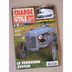 Charge Utile n°39, Delahaye 1921-35, Hotchkiss PL DH, Ford Ferguson, Citroën 60 Heuliez, Génémat-Michigan, Théault