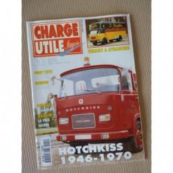 Charge Utile n°41, Delahaye 103, Hotchkiss PL DH, IH, Técalémit, Belle-Clot, Théault