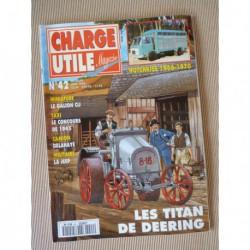 Charge Utile n°42, Delahaye 111-129, Hotchkiss PL DH, IH Deering Titan, Jeep, Belle-Clot