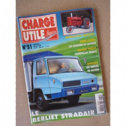 Charge Utile n°51, Stradair, Farmall M MD, Caterpillar, AS Lavigne C P, concept Saviem