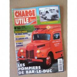 Charge Utile n°53, Latil B5, Griffet, Ford T, Semtao Trec, Charbonneaux