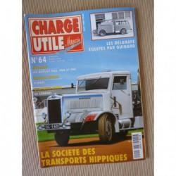 Charge Utile n°64, Cournil, Schars, Mathis-Moline, Berliet PAH PBH PHC, STH