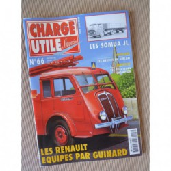 Charge Utile n°66, Somua JL, Studebaker, Champion, Cérès, Pingon, Berliet PH Airlam, Auto Express Moderne