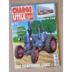 Charge Utile n°75, Lanz, Yumbo, Gruau, Amar, Leclerc Houlbec