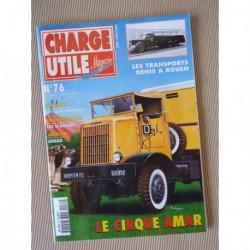 Charge Utile n°76, Lanz, Jeep spéciales, scrapers, Gruau, Amar, Denis Rouen