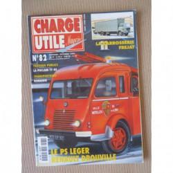 Charge Utile n°82, Massey-Harris, Renault 2.5t PS Galion, Poclain TY45, wrekers, Renaudie
