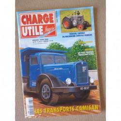Charge Utile n°87, Saviem SM, GMC FJ, Vierzon, Wabco Haulpak, Vétra 1927-32, Renault Saviem SG2 TP3, Carmisan, Pinder