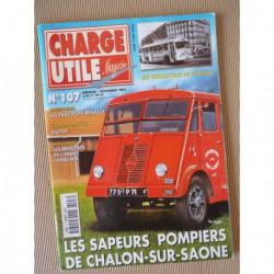 Charge Utile n°107, Renault 1945-56, Agrip, Guyot, trolleybus toulonnais
