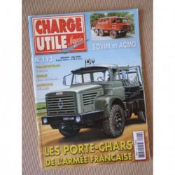 Charge Utile n°113, Hanomag 1960-70, Heuliez, Linkbelt, TBU TBO TRH R390, Freschi, Jean Richard, Sovim Acmo