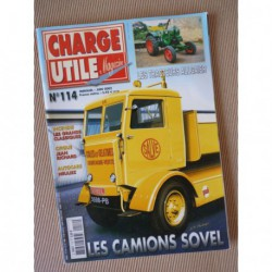 Charge Utile n°114, Heuliez Citroën, Allgaier, Sovel, Chaseside, Jean Richard