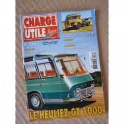 Charge Utile n°116, Renault 1927-33, Allis-Chalmers HD, Heuliet GT1000, Sovel